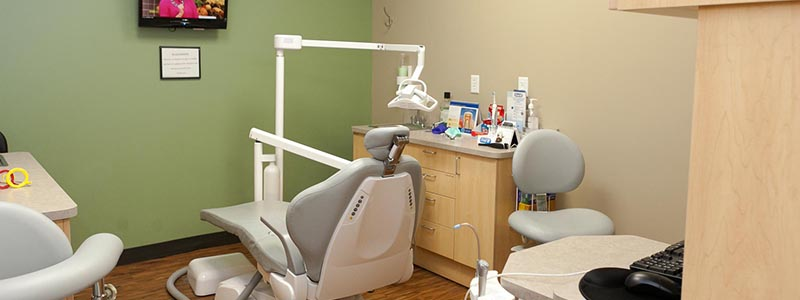 dental office for dental bridges
